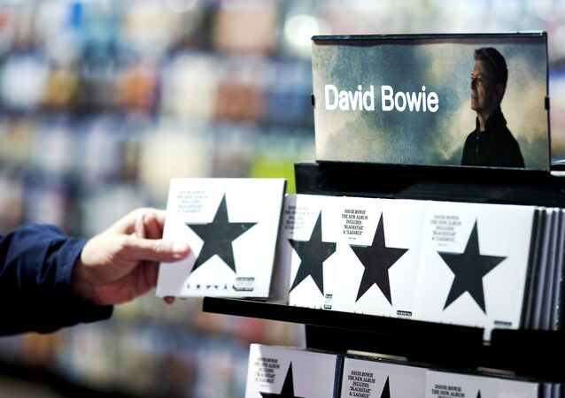 Blackstar de David Bowie