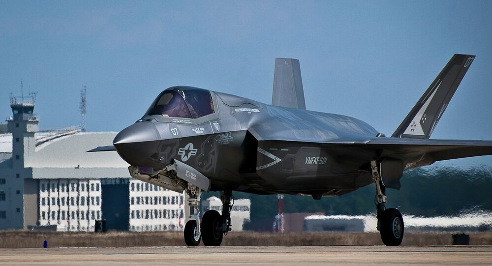 The F-35A