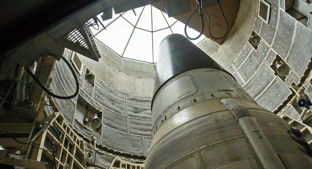 Un musée du missile intercontinental Titan II  aux USA