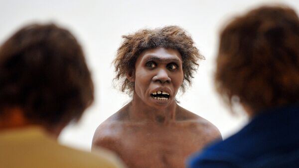 l'Homme de Néandertal - Sputnik France