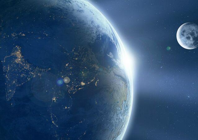 La Terre et la Lune