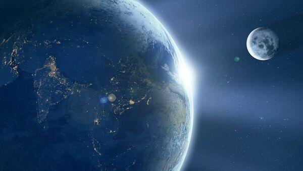 Earth and moon - Sputnik France