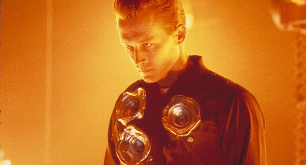 Le robot liquide Terminator