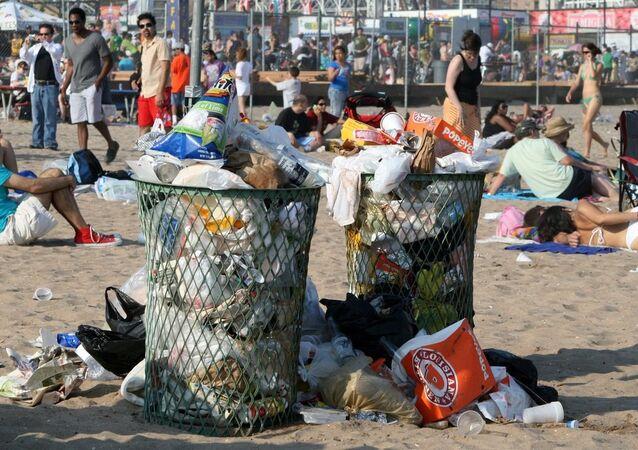 Rome, fatiguée des déchets, trouve une solution pour s'en débarrasser
