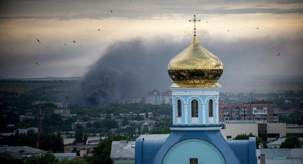 Qui est derrière l'attentat contre le chef de la république de Lougansk?