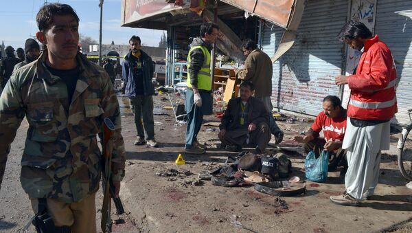 Les auteurs de l'attentat au Pakistan revendiquent l'attaque - Sputnik France