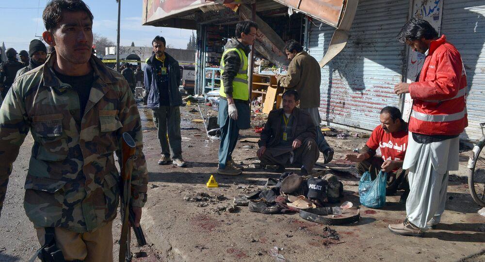 Les auteurs de l'attentat au Pakistan revendiquent l'attaque