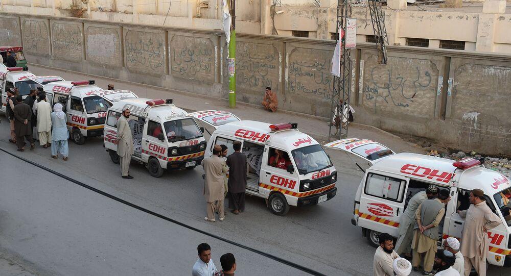Pakistan: un attentat dans un hôpital fait au moins 30 morts