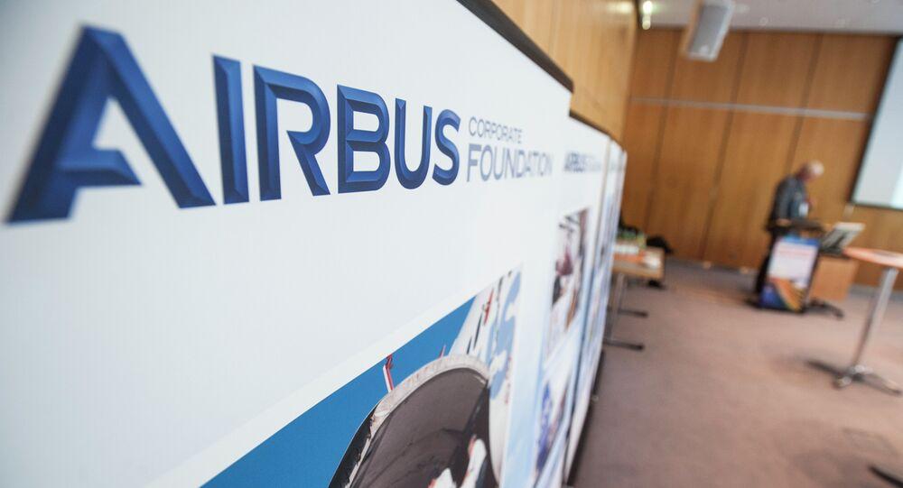 Airbus dans le collimateur de la justice aux États-Unis?