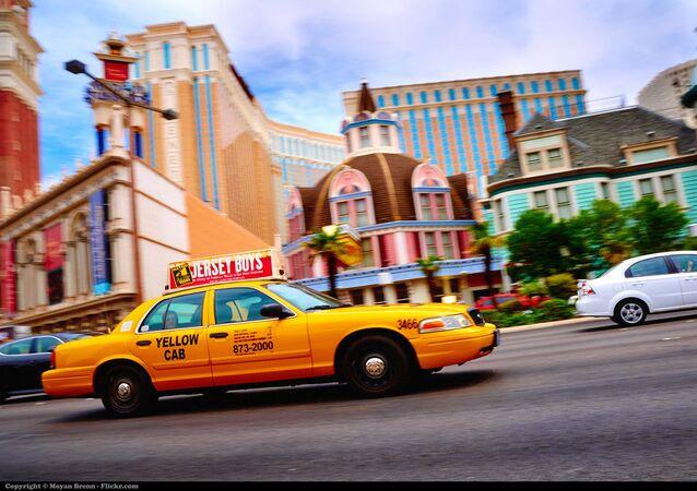 De l'importance de préférer les taxis jaunes et de fuir les bleus