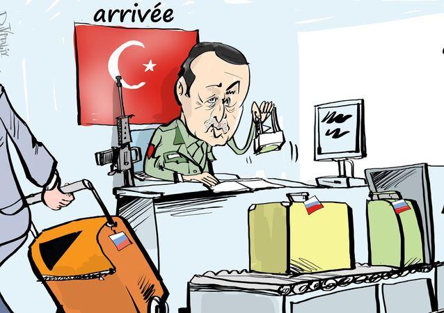 La Turquie débloque l'accès à Sputnik dans le pays