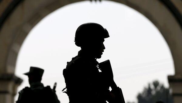 Les forces de l'ordre afghanes - Sputnik France