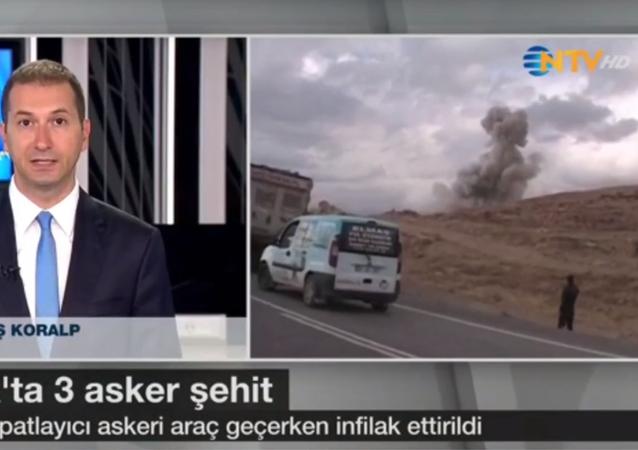 Une puissante explosion en Turquie