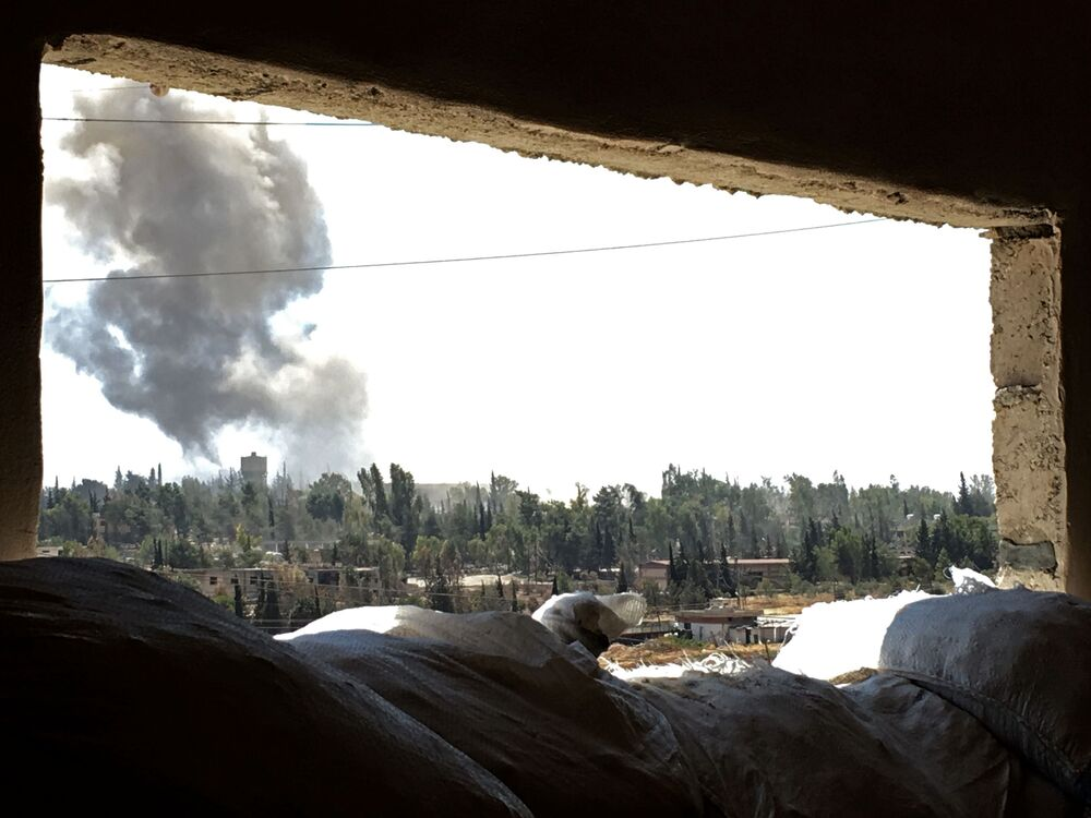 Des combats acharnés se poursuivent à Alep