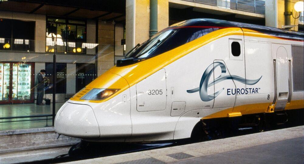 Gare du Nord à Paris