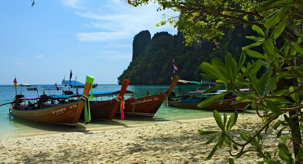 Thaïlande - Krabi - Hong Island