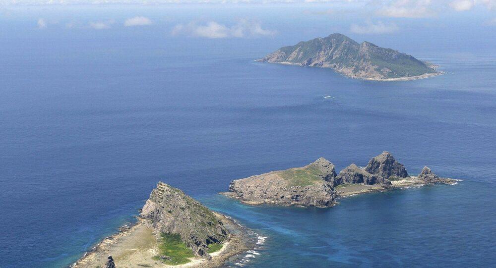 Les îles Senkaku