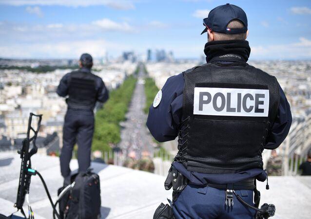 Police / image d'illustration