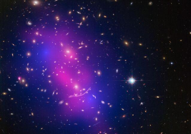 la matière noire
