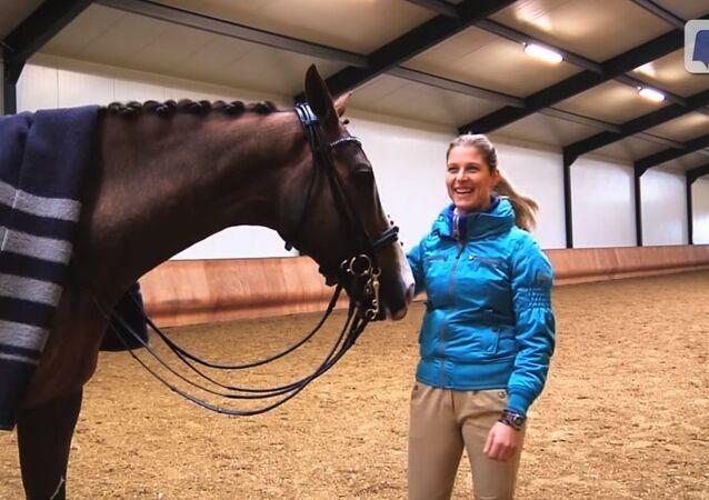 Une sportive sacrifie ses JO pour sauver son cheval