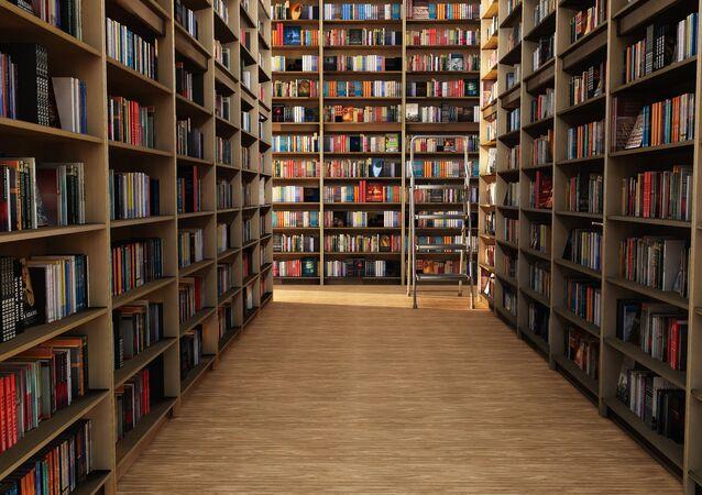 Un bibliothèque