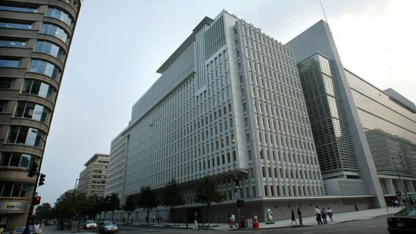 Ukraine : la BM accorde un crédit de 500 M USD - Sputnik France