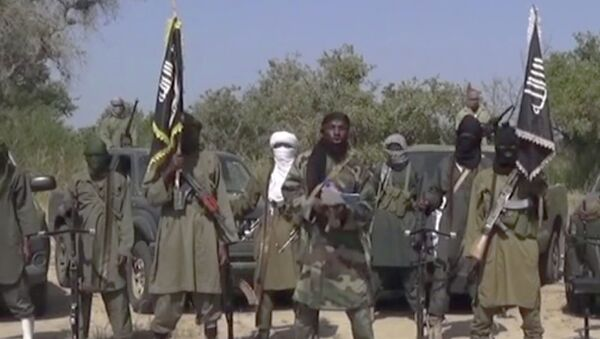Djihadistes de Boko Haram - Sputnik France