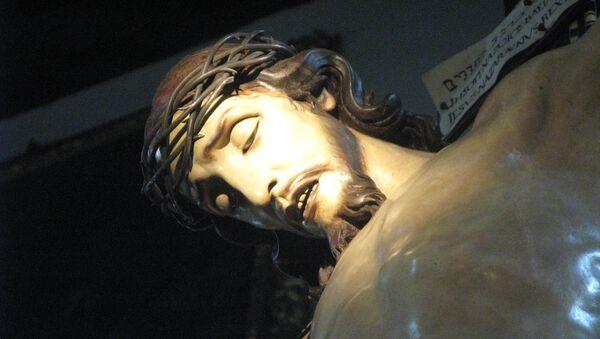Une statue de Jésus - Sputnik France