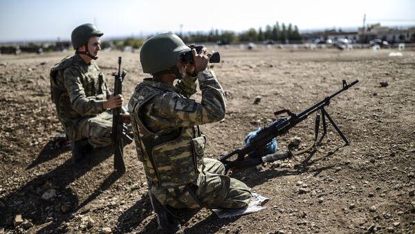 Turkish soldiers - Sputnik France