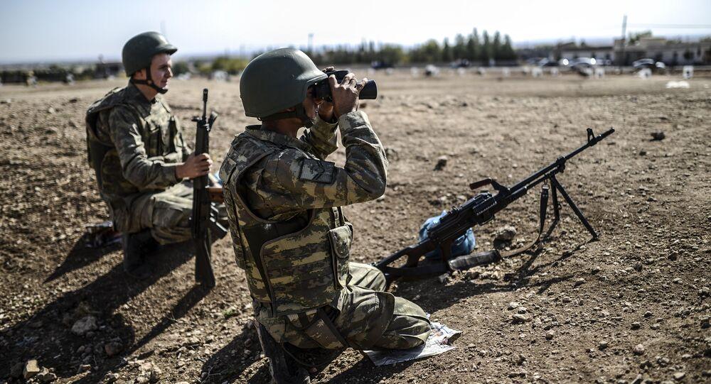 miltaires turcs
