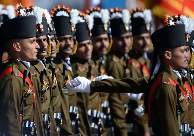 L'Inde dispose d'une armée très expérimentée