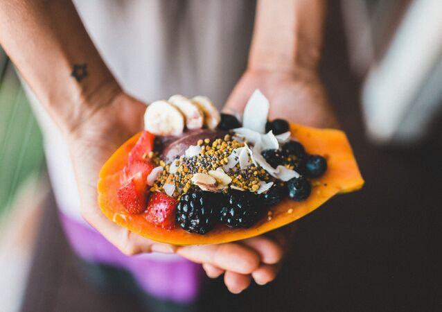 Les baies et les fruits