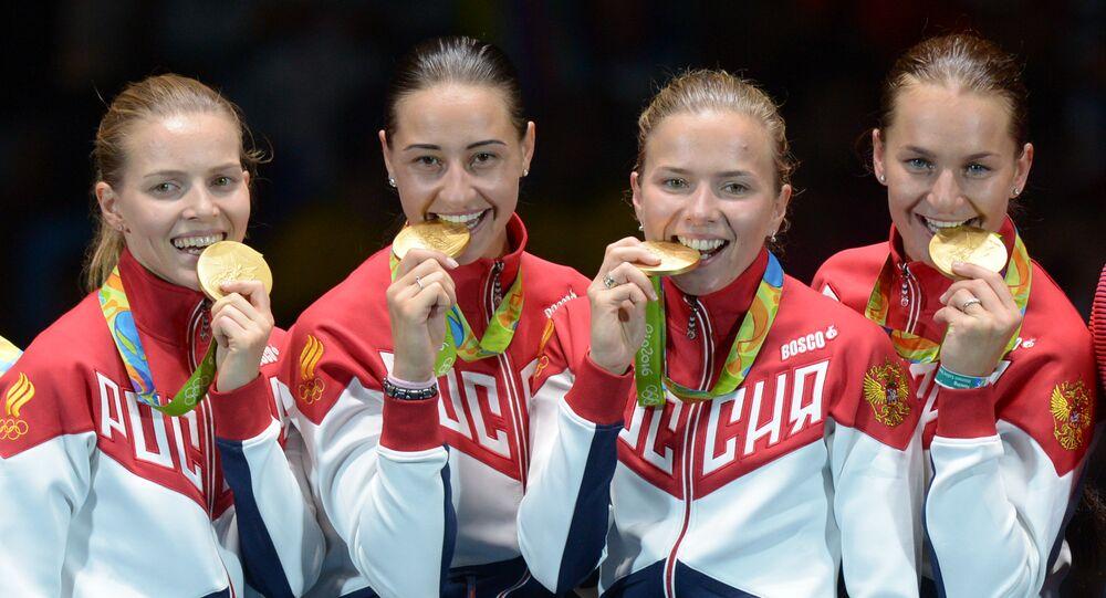 Les plus belles athlètes des Jeux olympiques de Rio