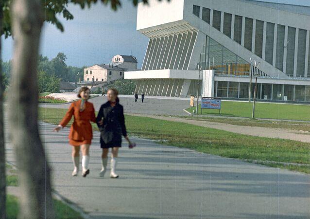 Palais des sports de Minsk