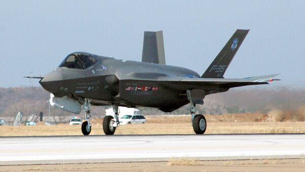 Dix F-35 américains mis hors de service - Sputnik France