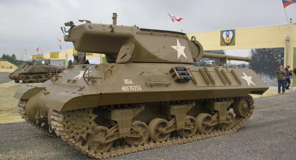 Le Normandy Tank Museum