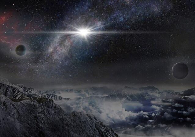 Une supernova