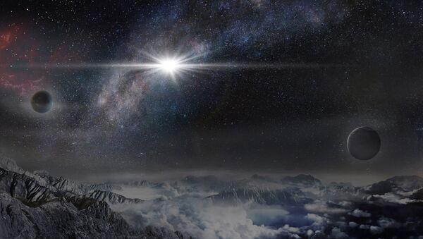 À quelle distance une supernova qui explose pourrait anéantir l'humanité? - Sputnik France