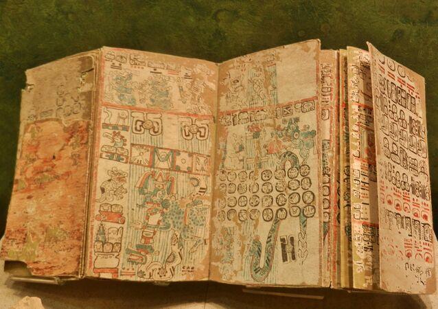 Los Codices Mayas