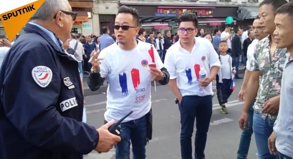 Exigeant plus de protection, des Chinois de France victimes de nouvelles agressions