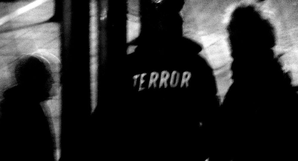 Terroristes. Image d'illustration