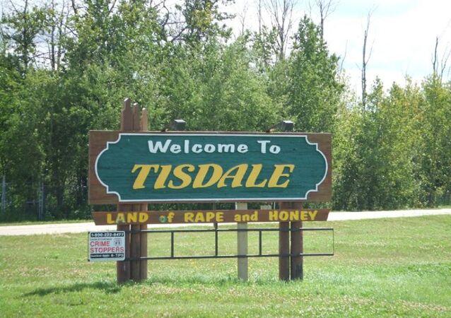 Tisdale, Canada