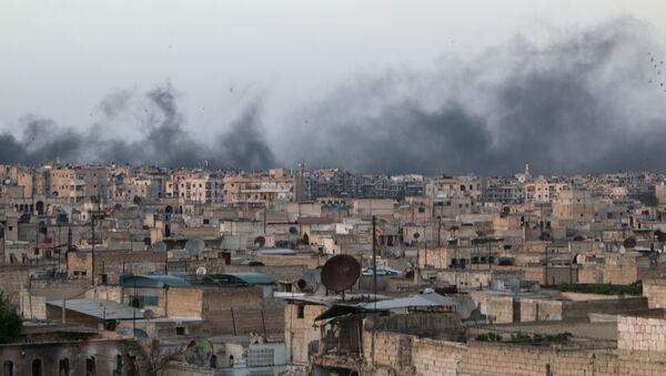Syrie, la ville d'Alep - Sputnik France
