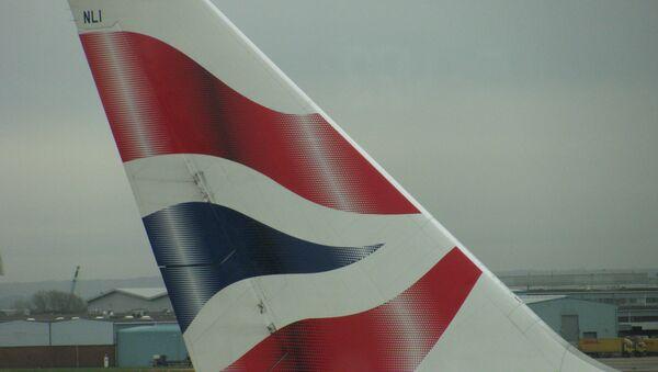 Un Boeing 747 de British Airways à l'aéroport 5 de Heathrow - Sputnik France