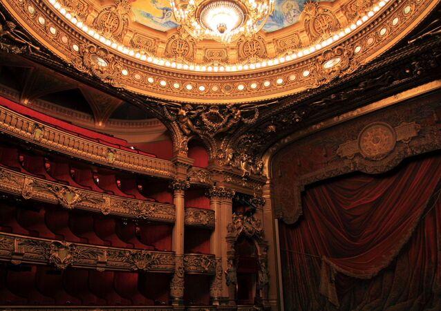 L'opéra. Image d'illustration