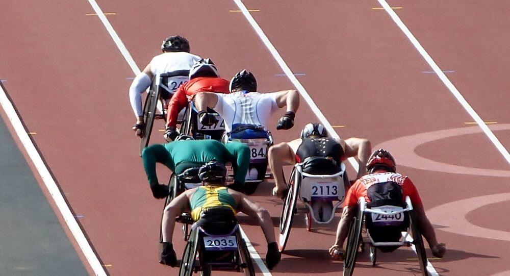 Jeux paralympiques