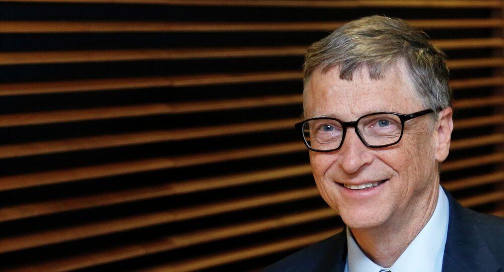 Bill Gates (photo d'archives)