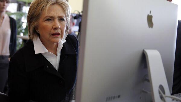Large Google Manipulation: How the search engine brings Clinton millions of votes - Sputnik France