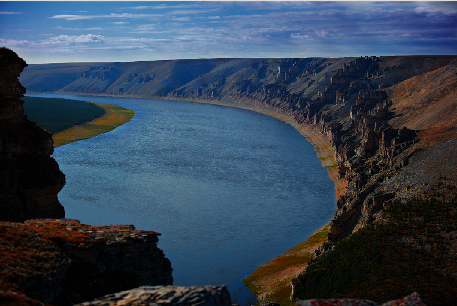 Exploring Russia: Breathtaking Landscapes of Country's Farthest Corners