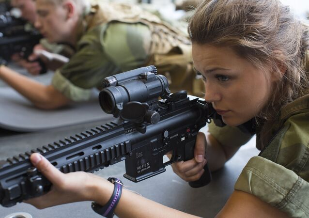 Les femmes à l'assaut de l'armée norvégienne
